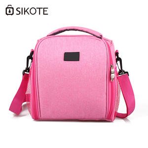 e38748b5a4a7 SIKOTE Portable Cooler Bag Lunch Box Picnic Termica