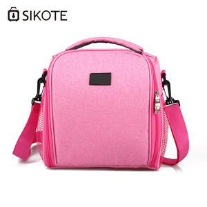 e38748b5a4a7 SIKOTE Portable Cooler Bag Lunch Box Picnic Termica