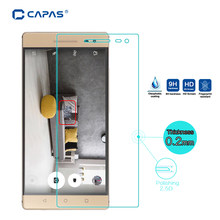 Original CAPAS for Lenovo Phab 2 Pro Tempered Glass Screen Protector Phab2 Pro Pb2-690N Pb2-690 Explosion proof Protective Film(China)