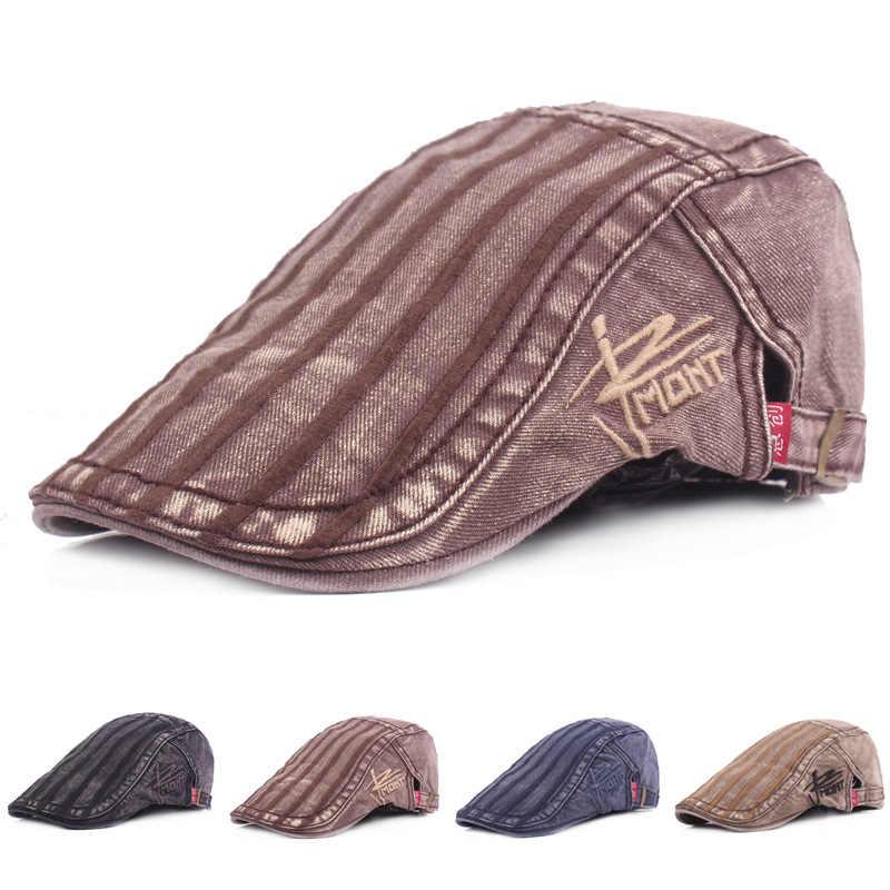 Siloqin تعديل رأس حجم الرجال كاب التطريز غسلها القطن القبعات البريطانية الرجعية الذكور العظام سنببك قناع قبعات تماما ل الرجال