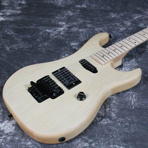 Starshine Free Shipping Electric Guitar Basswood Body Maple Fingerboard Good Quailty Popular Guitar