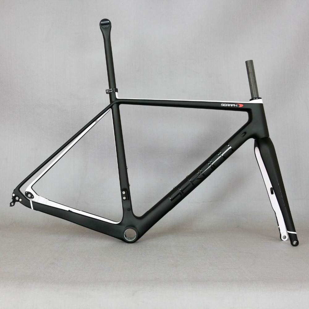 2018 china factory new design , Toray Full Carbon Fiber Gravel Bike Frame GR029 , Bicycle GRAVEL frame factory deirect sale alex evenings pleated side skirt black lp