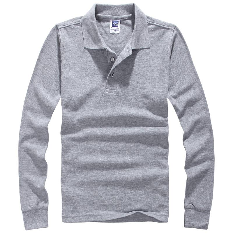 Brand New Men Tshirt Solid Long Sleeve Slim Fit T Shirt Mens Cotton T-Shirt Casual T Shirts Plus Size XXXL Fashion Clothes