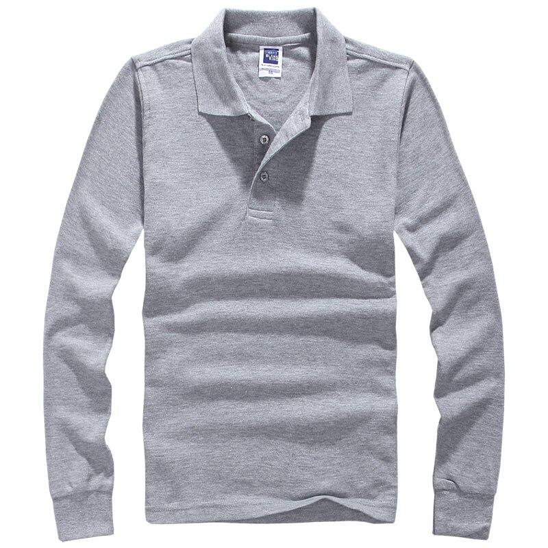 Nova marca Homens Camiseta Sólidos Manga Comprida Camisa Ajuste Fino T  T-Shirt De Algodão dos homens Camisas Casual T Plus Size XXXL Roupas Da Moda 5239c560f0eb5