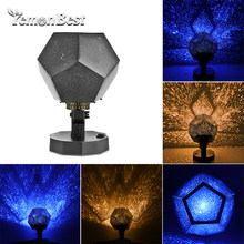 Romantic Fantastic DIY Season Star Projector Light Astro Star Lamp Twelve Constellations Pattern Display With Power Supply(China)