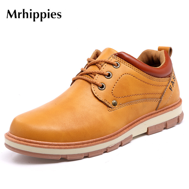 MRHIPPIES New Spring and Autumn Casual Fashion Safety Men Shoes font b Oxfords b font Breathable