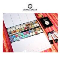 Daniel Smith Daniel Smith DS Pearlescent Watercolor Paint 48 Color Pack DS Watercolor