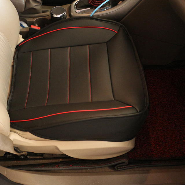 universal breathable leather car seat cover anti skid auto seatuniversal breathable leather car seat cover anti skid auto seat cushions protector pad car interior accessories