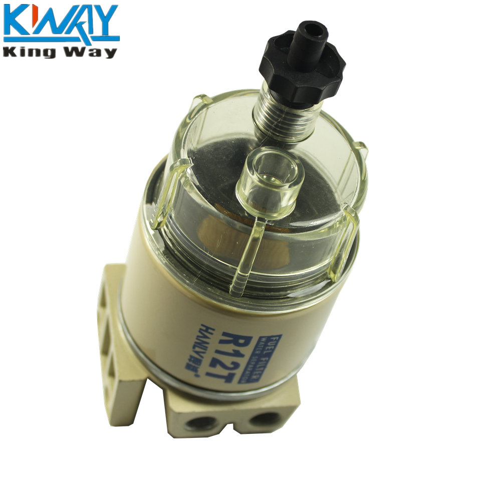 Marine Fuel Filter Housing Wiring Library Spin On Free Shipping King Way For Racor R12t Water Separator