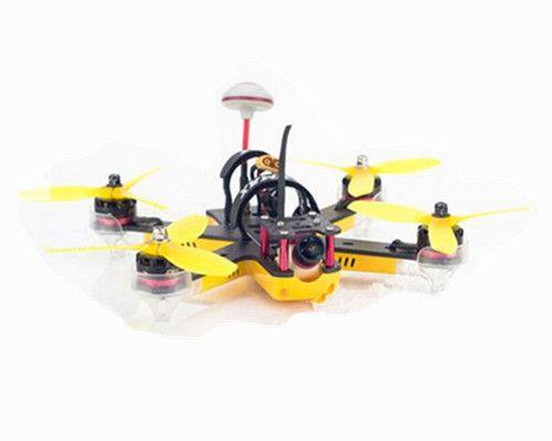 Emax Nighthawk Pro 200 200mm F3 FPV Racing Drone PNP with 5.8G 48CH 25-200mW VTX 600TVL CCD Camera (3)