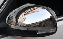 2pcs Auto Car  Mirror Rearview Cover For Volkswagon VW Tiguan 2009-2015