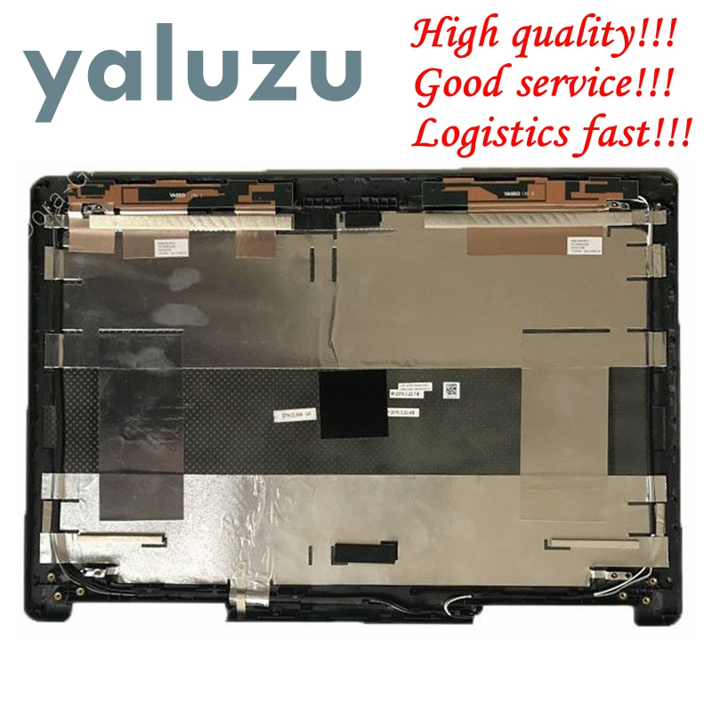 YALUZU New Laptop LCD Top Cover For DELL 7510 7520 M7510 M7520 AQ1DI000102 0R7DJ0 R7DJ0 BACK COVER ноутбук dell precision 7510 7510 9822
