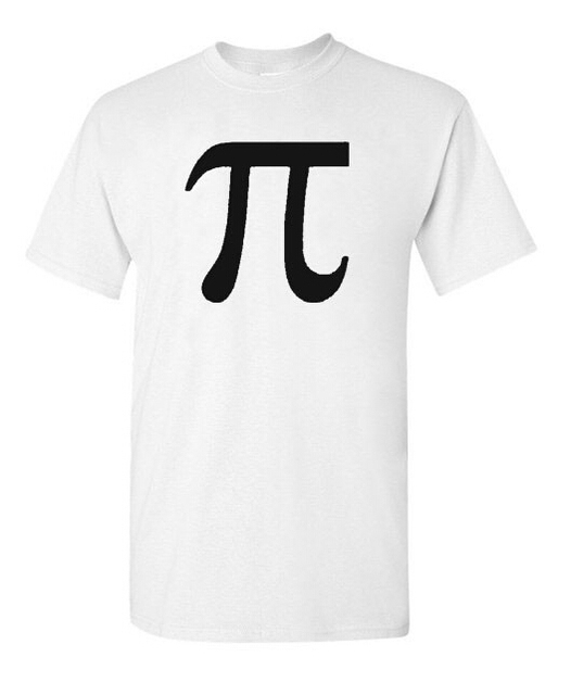 geekoplanet.com - The Pi T-Shirt
