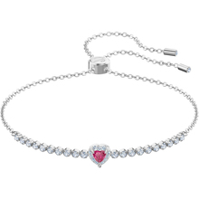 High-quality SWA new exquisite heart-shaped Bracelet womens clavicle chain fashion design gift Charm Jewelry