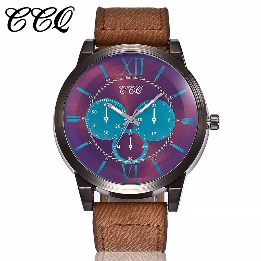 CCQ Fashion Quartz Watch Men Sports Watches Top Brand Luxury Male Clock Military Wristwatches Relogio Masculino Hot Sale new listing men watch luxury brand watches quartz clock fashion leather belts watch cheap sports wristwatch relogio male gift