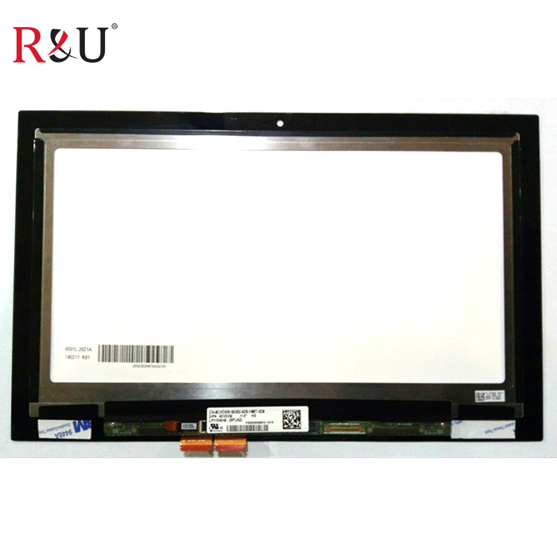 R&U LCD Display Panel Touch Screen Digitizer Assembly For Dell Inspiron 11 3147 3148 3000 3157 3158 3152 3153 i3153 LP116WH6(SP) lp133wh2 sp b1 for dell inspiron 13 7359 digitizer lcd touch screen assembly led display replacement 1366 768