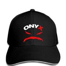 Новая мужская бейсбольная кепка с логотипом оникса в стиле рэп хип-хоп с музыкальным дизайном, классная хипстерская бейсболка с принтом для мальчиков