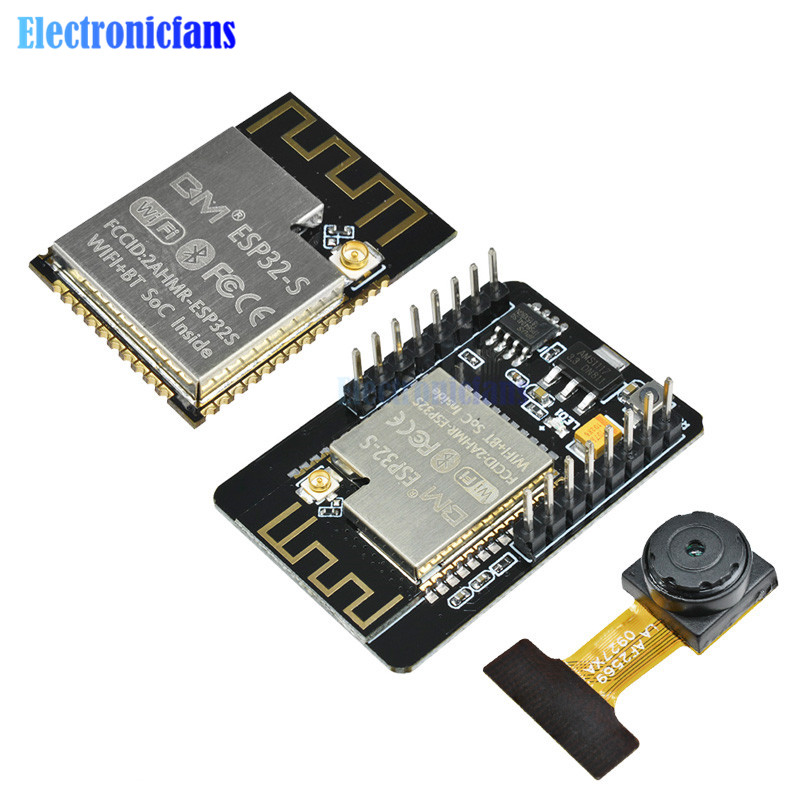 ESP32-CAM ESP32-S ESP32S WIFI Bluetooth Board OV2640 2MP Wireless Camera Module Dual Core ESP8266 Development Board For Arduino