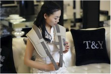 Electric Knock Body Massager shoulder massage device cape slim massage belt back shape belt Neck Back Massage Relax Device