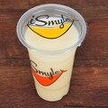 Одноразовая пузырчатая чайная/молочная/пластиковая уплотнительная пленка для чашки диаметром 90 см/95 см  уплотнительная пленка для чашки с ...