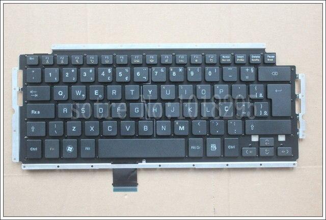Nuevo Teclado Teclado Para LG XNOTE Z460 Z430 SG-55600-40A AEW73289811L BR Brasil teclado del ordenador portátil