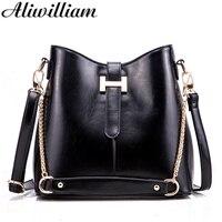 Women Handbag Versatile Shoulder Bag Female Crossbody Bag Fashion Totes Bucket Office Ladies Handbag Rivet