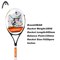 HEAD Tennis Raquete For Women And Men Professional MP Rackets 2 Training Top Quality Tennis Racket