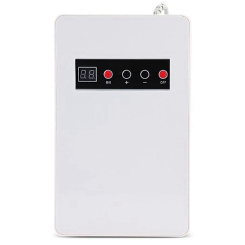Cuidadoso Purificar El Aire De Cocina Máquina De Ozono Oxígeno Máquina De Limpieza Electrónica Generador De Ozono (nos Enchufe) 100% Materiales De Alta Calidad