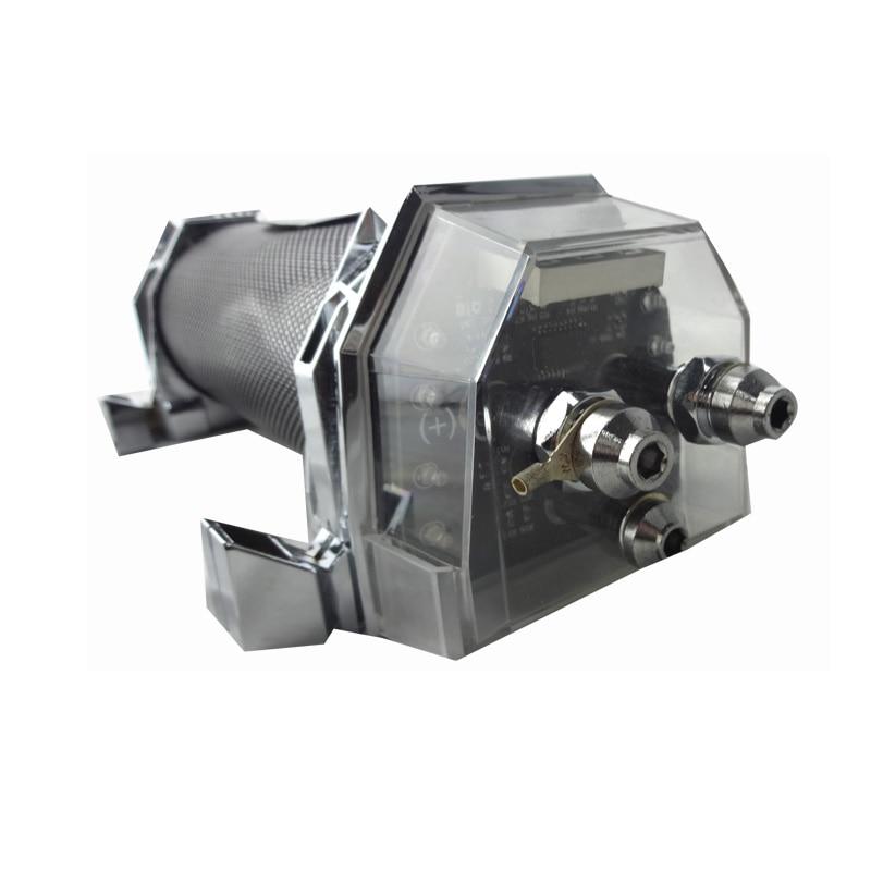 Car Audio Speaker Amplifier Capacitor Storage Regulator