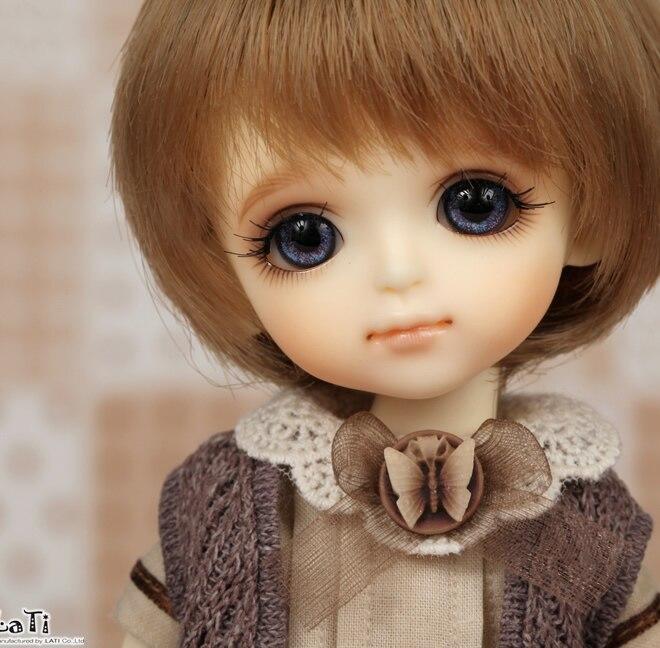 Doll bjd sd doll byurl-basic ver 1/8 Doll Ball Joint Doll tetiana tikhovska paper doll