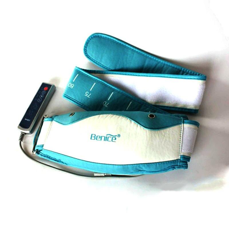 Benice Electric Vibrator Slimming Belt Body Shaper Fat Burning Massage Belts RELAX Vibrating Waist Weight Loss