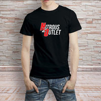 Nitrous Outlet System Logo T-Shirt Men's Tee