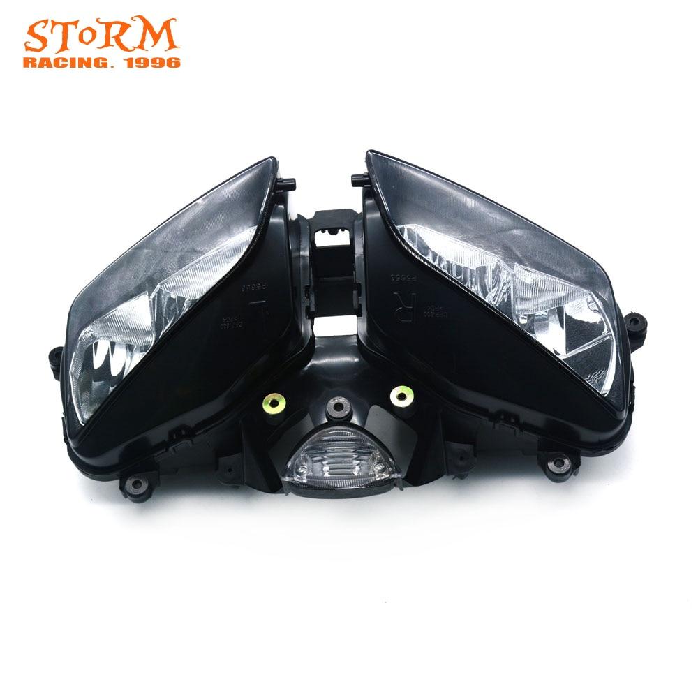 Мотоцикл головного света фар для Honda CBR600RR CBR 600RR CBR600 RR 2003-2006 2003 2004 2005 2006 Улица велосипед