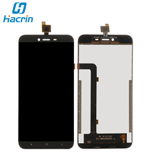Hacrin For Cubot X10 LCD Screen 100% Tested LCD Display +Touch Screen Digitizer Replacement For Cubot X10 5.5inch Smartphone