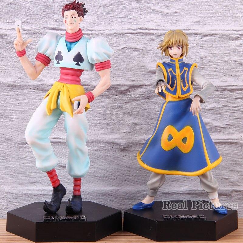 Ichiban Kuji Hunter X Hunter Hisoka / Kurapika Figure PVC Hunter X Hunter Anime Action Figures Collectible Model Toy Gift