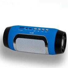 Mini Portable HIFI Wireless Bluetooth Speaker Portatile Senza Altavoz Boombox Stereo Soundbar TF FM Radio caixa de som