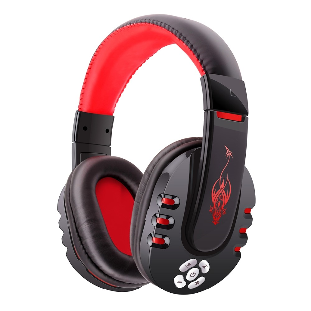 Original OVLENG V8 Gaming Headset Bluetooth Wireless Headphones Portable Stereo Head for Phones Mp3 Music Earphone