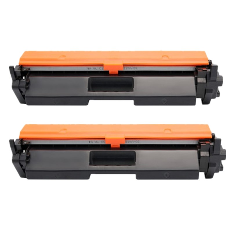 2 Pack CF230X Toner Cartridge 230X 3.5K Compatible HP LaserJet M 203d 203dn 203dw MFP 227fdn 227fdw Printer Toner Cartridge compatible toner cartridge q6000a q6001a q6002a q6003a for hp laserjet 1600 2600 2605 printer series cm1015 1017 mfp series