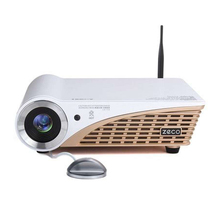 2017 Проектор 4 К 3D 1080 P Full HD DLP LED Дома театр 1280×800 HD Bluetooth Динамик wifi 1000 люмен 2 Г + 8 Г Miracast беспроводной