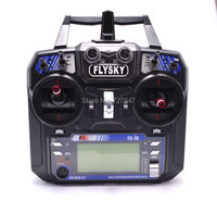 Newest Flysky FS-i6 FS I6 2.4G 6ch RC Transmitter Controller w/ FS-iA6 Receiver For RC Helicopter Plane Quadcopter Glider