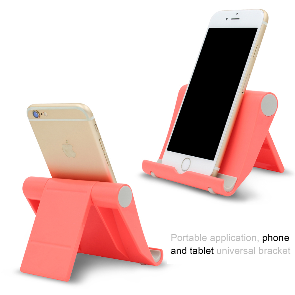 Universal Phone Tablet Holder Stand Flexible Foldable Desk Holder For iPad iPhone Samsung Sony Nokia LG Xiaomi And Tablet Stand