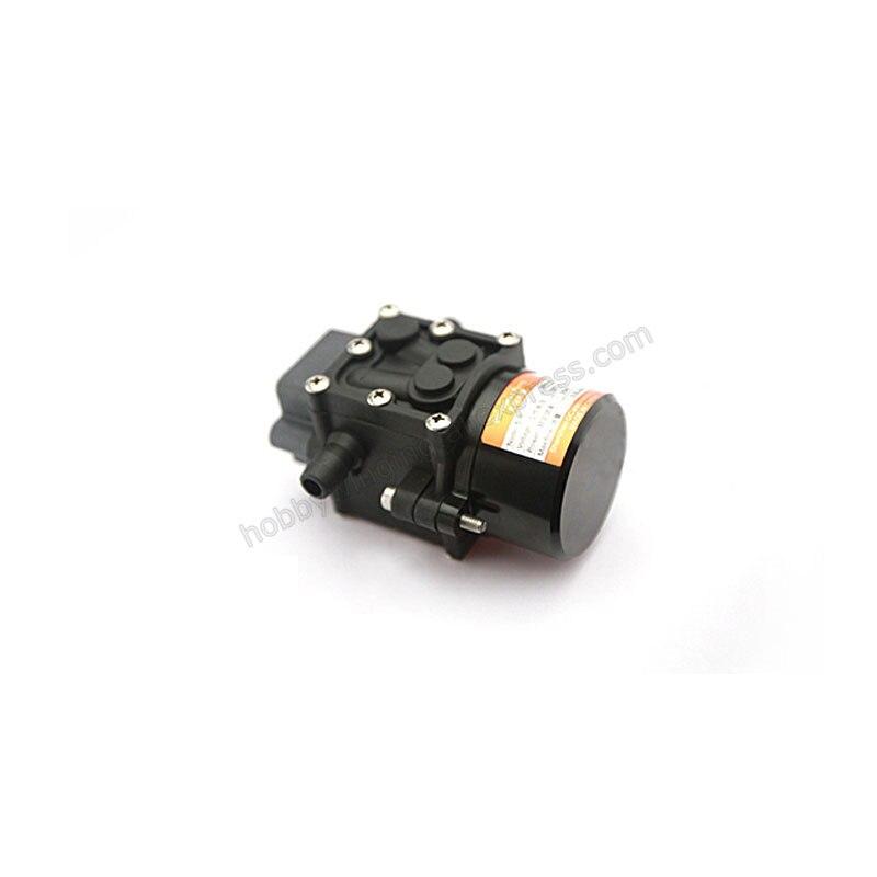 Oyuncaklar ve Hobi Ürünleri'ten Parçalar ve Aksesuarlar'de JMRRC Tarım 12S 44V yüksek basınçlı fırçasız su pompası Sessiz Mini entegre fırçasız diyaframlı pompa dahili Regülatörü'da  Grup 3