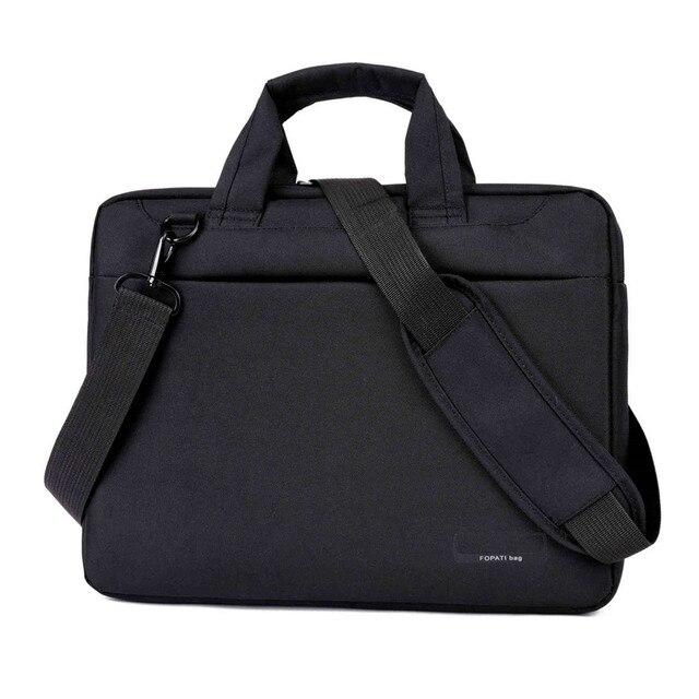 Сумка для ноутбука 17.3 17 15.6 15 14 13 12 дюймов Нейлон подушка безопасности мужчины компьютерные сумки модные сумки Женщины плеча сумка для ноутбука