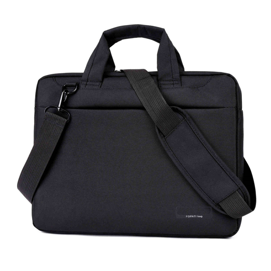 Laptop bag 17.3 17 15.6 15 14 13 12 inch Nylon airbag men computer bags fashion handbags Women shoulder Messenger notebook bag