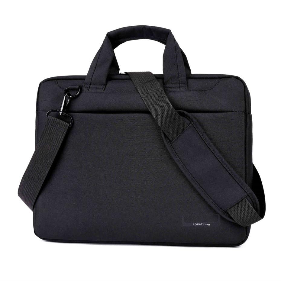 Laptop Bag 17.3 17 15.6 15 14  13 12 Inch Nylon Airbag  Men Computer Bags Fashion Handbags Women Shoulder Messenger Notebook Bag