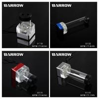 Barrow Speed Control Type Pump RGB For Watercooling PWM 17W DDC Water Pump Reservoir SPB17 MINI