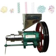 Нержавеющая сталь кукурузный пыхтел пищевая машина/закуски экструдер машина