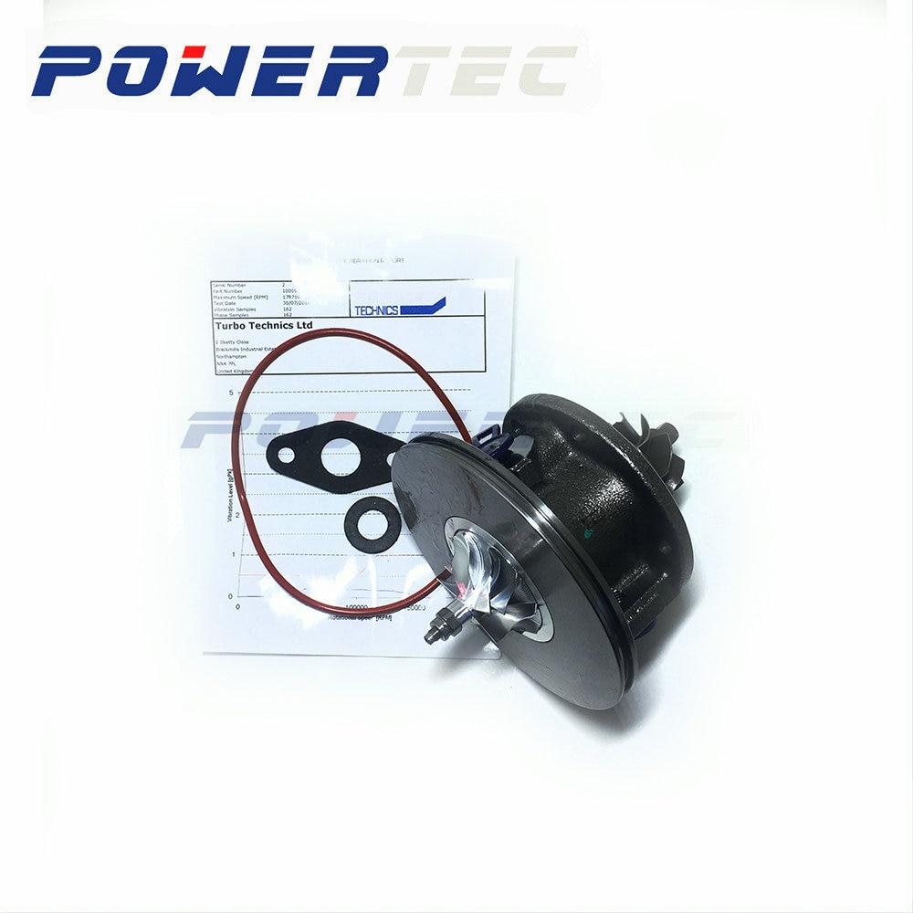 Turbocharger R2S-KP35 Turbo Core Assy CHRA Cartridge 10009700025 10009700026 10009700065 For VW Amarok 2.0 BiTDI CFCA 03F145715A