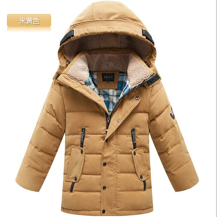 18749b87 New 2015 Designer Cotton padded Winter Coats Jackets for Baby boys Fashion  Children Clothing Kids Duck Down Coat Outerwear Parka-in Down & Parkas from  ...