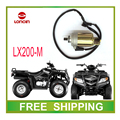 Lx200-m ATV200-M 200cc электрическая стартер пусковой двигатель LONCIN ATV четвёрка аксессуары
